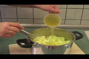 Kartoffelbrei - so gelingt er ohne Milch