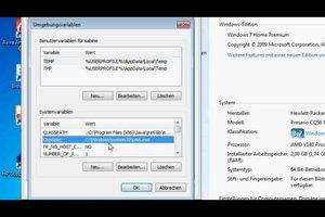 Umgebungsvariablen bei Windows 7 ändern - so machen Sie´s