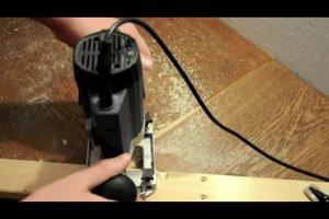 Holz fräsen - Anleitung zum richtigen Umgang mit einer Holzfräse