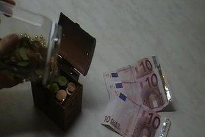 Geldgeschenke verpacken für Reise - eine Anleitung