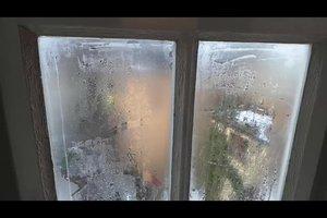 Fenster nass von innen - was tun?