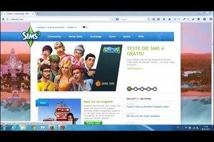 Sims 3 auf Windows 8 - Hinweise