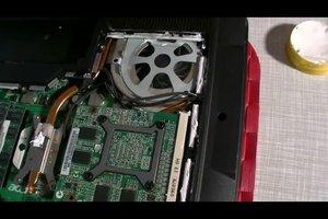 Acer Aspire: Lüfter reinigen - so geht's