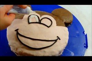 Eine Micky-Maus-Torte selber backen - ein Rezept