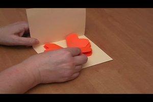Popup-Karten selber basteln