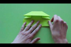 Yoda-Origami - Anleitung