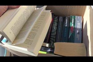 Alte Bücher abgeben - so spenden Sie Ihre Bücher für einen guten Zweck