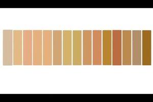 Haarfarbe - Brauntöne, die zu Ihrem Typ passen