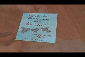 Hochzeitseinladungskarten selber gestalten - so geht´s kreativ