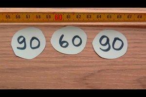 Wo misst man 90-60-90? - Eine Anleitung zum Maßnehmen