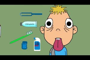 Einfache Hilfe gegen Bläschen auf der Zunge