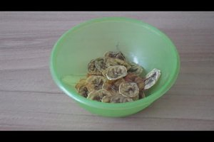 Getrocknete Früchte selber machen - Anleitung