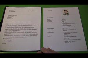 Reihenfolge in der Bewerbungsmappe - so ordnen Sie Ihre Dokumente richtig an