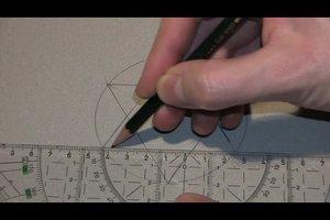 Sterne zeichnen - eine Anleitung