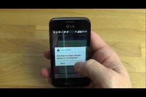 Gelöschte SMS wiederherstellen - so geht's