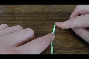 Freundschaftsbänder selber knüpfen - so gelingen einfache Muster