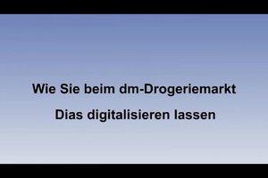 Dias digitalisieren bei dm - so geht's