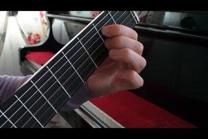 Wie benutzt man Gitarren-Tabs fürs Klavier?