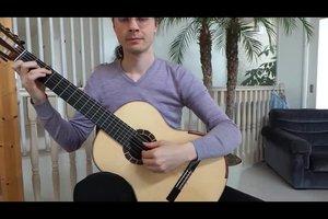Gitarrengriffe für Linkshänder richtig greifen - so geht's