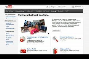 Mit YouTube Geld verdienen - erste Schritte