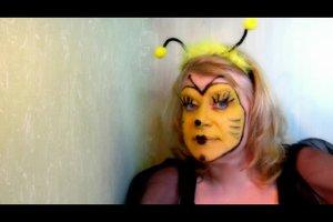 "Schminktipps für ""Biene Maja"""