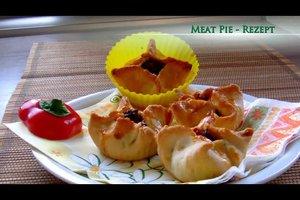 Meat Pie - Rezept