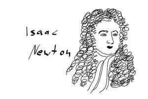 Isaac Newton und seine Erfindungen - Überblick