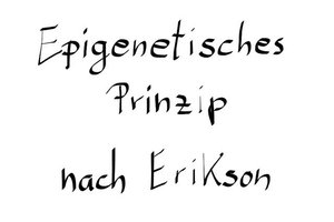 Epigenetisches Prinzip nach Erikson - einfache Erklärung
