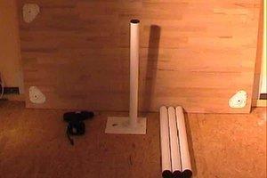 Schreibtisch selber bauen - Bauanleitung