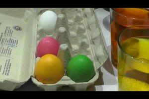 Wie färbt man Ostereier richtig? - Eine Anleitung