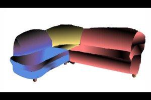 Einen Sofa-Bezug für ein Ecksofa selber nähen - Anleitung