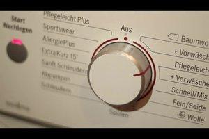 Steuerprogramm defekt an der Waschmaschine - so prüfen Sie genau
