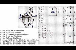 Stuhlhussen Selber Nähen : video stuhlhussen selber n hen ~ A.2002-acura-tl-radio.info Haus und Dekorationen