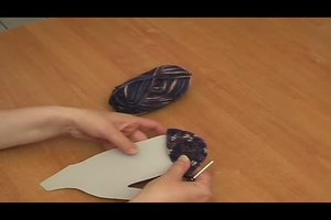 Fausthandschuhe häkeln - so geht es