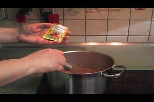 Marmelade zu dünnflüssig - was tun?