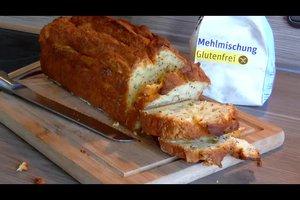 Brot backen glutenfrei und ohne Hefe - so geht's