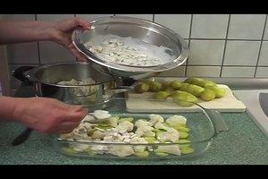 Veganer Blumenkohl-Kartoffel-Auflauf - Rezept