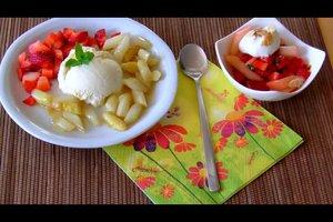 Spargel als Dessert - zwei leckere Rezepte