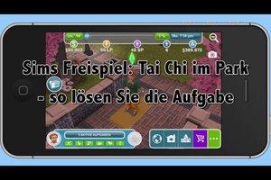 Sims Freispiel: Tai Chi im Park - so lösen Sie die Aufgabe