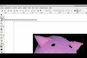 Mit Inkscape eine Vektorgrafik erstellen - so geht´s