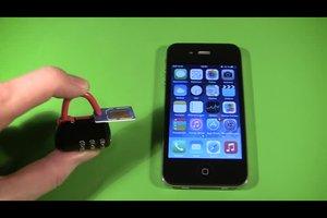 iPhone 4S SIM fehlt - so beheben Sie den Fehler
