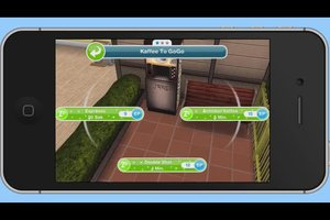 Sims Free-Play - Spezialkaffee erhalten
