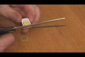 Micro-SIM stanzen lassen - darauf sollten Sie achten