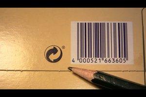 Strichcode entschlüsseln - so wird´s gemacht