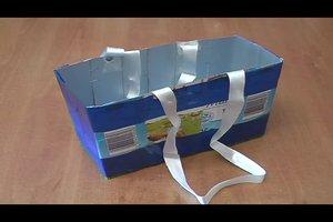 Selbstgemachte Taschen aus Tetrapacks - so geht´s