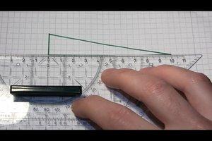 Gefälleberechnung - so wenden Sie die Formel an