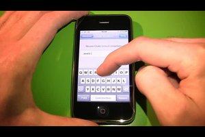 So nutzen Sie den Einschränkungscode auf dem iPhone.