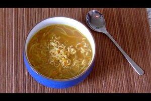 Yum-Yum-Suppe - so kochen Sie den asiatischen Klassiker nach
