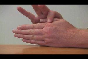 Fingertricks zum Lernen - Anleitung