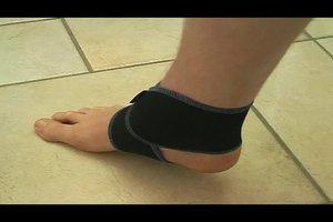 Sehnenentzündung am Fuß - das können Sie tun